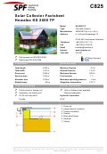 Show certificat pdf